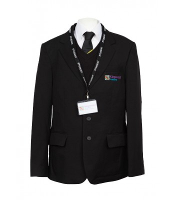 Kingswood Academy Boys Jacket with School logo