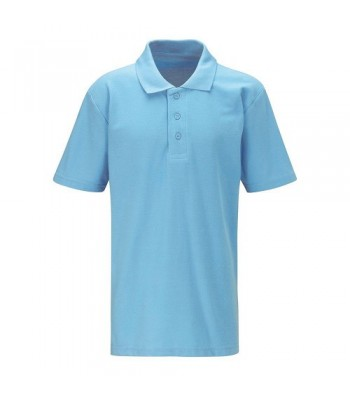 Longhill Primary Polo Shirt (with your school logo)