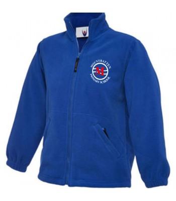 Mountbatten Primary Fleece (with your school badge)