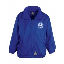 Mountbatten Primary Minstral Jacket (with your school badge)