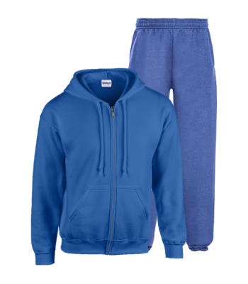 Mountbatten PE Tracksuit (with embroidered logo)