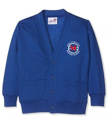 Mountbatten Primary Cardigan (with your school badge)
