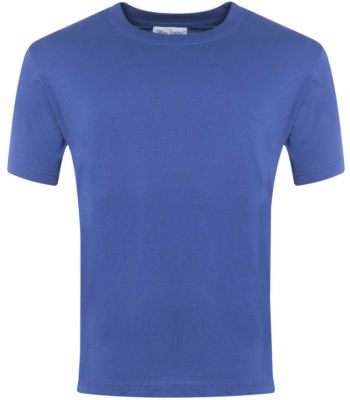 North Cave C of E PE T Shirt (with emb logo)