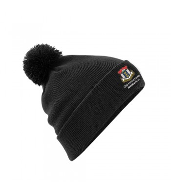 Old Hymerians Bobble Hat (with embroidered logo)