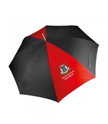 Old Hymerians Umbrella (with printed logo)