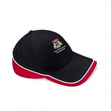 Old Hymerians Baseball Cap (with embroidered logo)