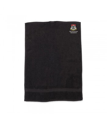 Old Hymerians Gym Towel (with embroidered logo)
