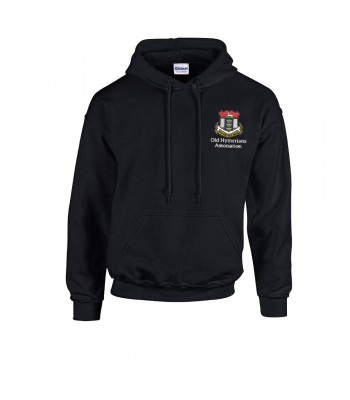 Old Hymerians Hoodie (with embroidered logo)