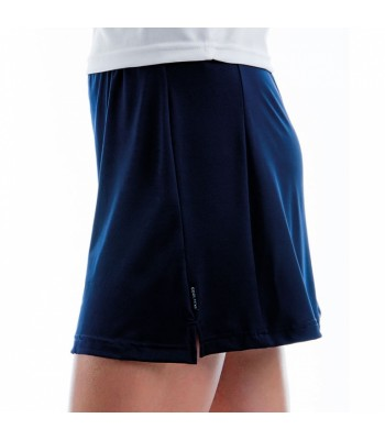 White Cross Navy Skort