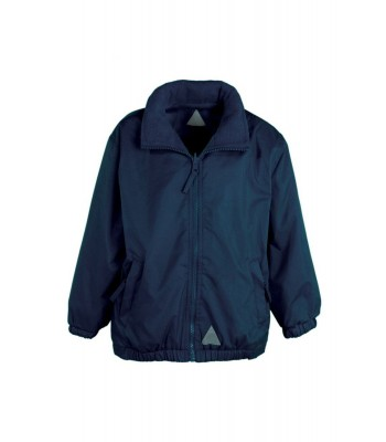 St Richard's Mistral Jacket (with your emb school logo)