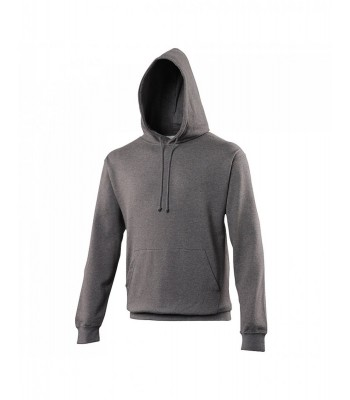 Ron Dearing over head Hoodie Charcoal