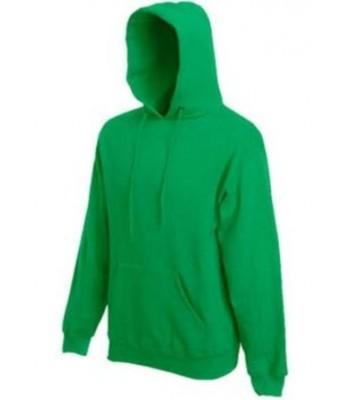 Skirlaugh Hoodie (Plain House Colour: Green)