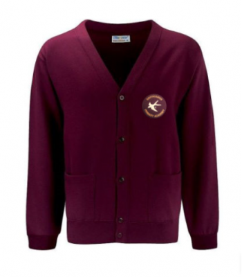 Southcoates Cardigan (with your school logo)
