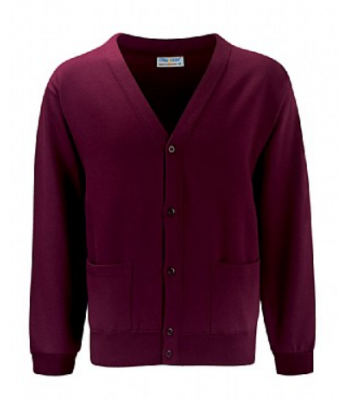 St Mary Queen of Martyrs Cardigan (with your emb school logo)