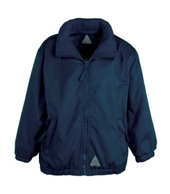 Preston Reversable Jacket with your school logo