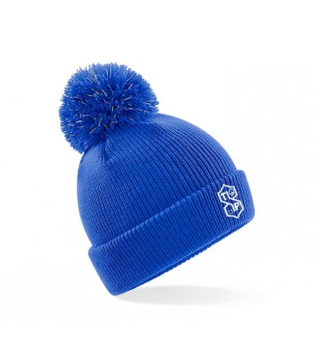 Thorngumbald Reflective Bobble Hat (with or without your school logo)