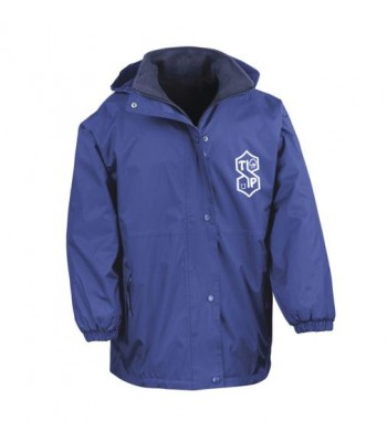 Thorngumbald Storm Coat (with your school logo)