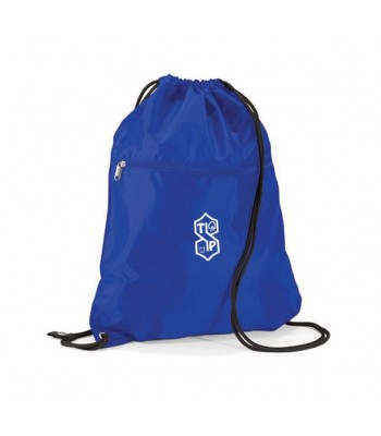 Thorngumbald Premium Large Gym Bag (with your printed school logo)
