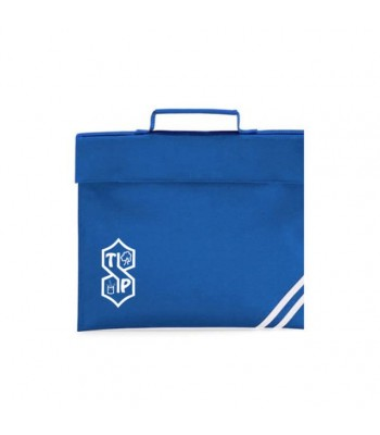 Thorngumbald Bookbag (with your printed school logo)