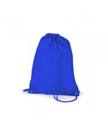 Westcott Primary Gym Bag (with your white school logo)