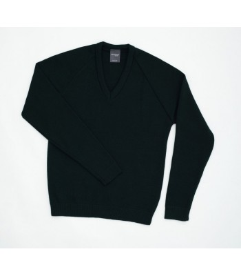 Marvell College Jumper - Rowlinson Black