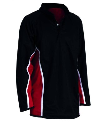 Cottingham High Panelled Rugby Shirt
