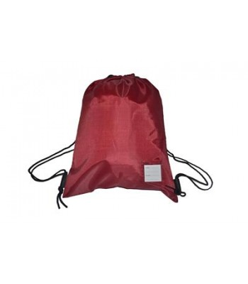 St Charles Gym Bag (with your emb school logo)