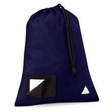 Hessle Mount Gym Bag (with your print school logo)