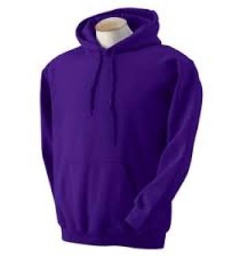 Skirlaugh Hoodie (Plain House Colour: Purple)