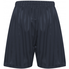 Longhill Primary Navy Shadow Shorts