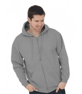 Nuffield Zipped Hoodie with your academy logo (Adults)