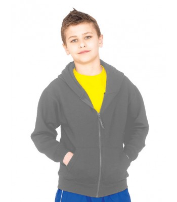 Nuffield Zipped Hoodie with your academy logo (Childs)