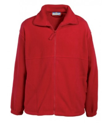 Dunswell Fleece with school logo