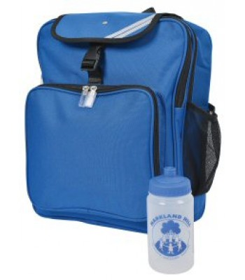 Hessle Mount Rucksack (with your print school logo)