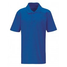 Victoria Dock Polo Shirt (with your school logo)
