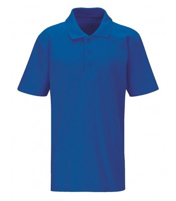 Skidby Polo Shirt with your school logo